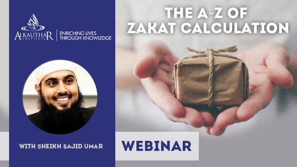 The A-Z of Zakat Calculation
